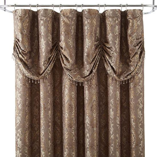 Royal Velvet® Madrid Shower Curtain - JCPenney