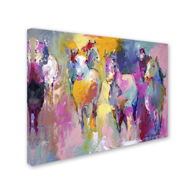 Wild Canvas Wall Art