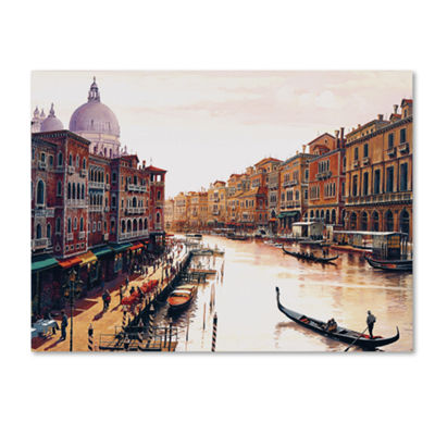 Venice Canvas Wall Art