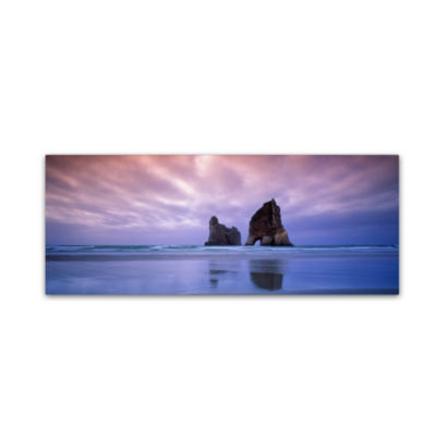 Archway Island 5-Panel Canvas Wall Art Set