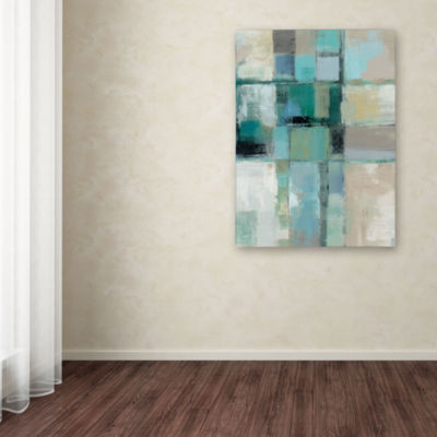 Island Hues Canvas Wall Art