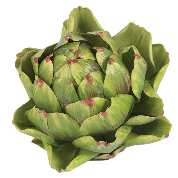"Nearly Natural 5"" Artichoke - Set of 6"