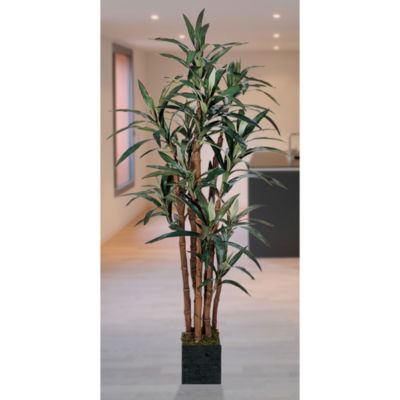 Nearly Natural 5-ft. Yucca Silk Tree