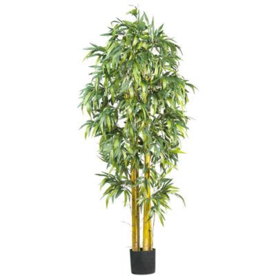 Nearly Natural Big Bamboo Silk Tree