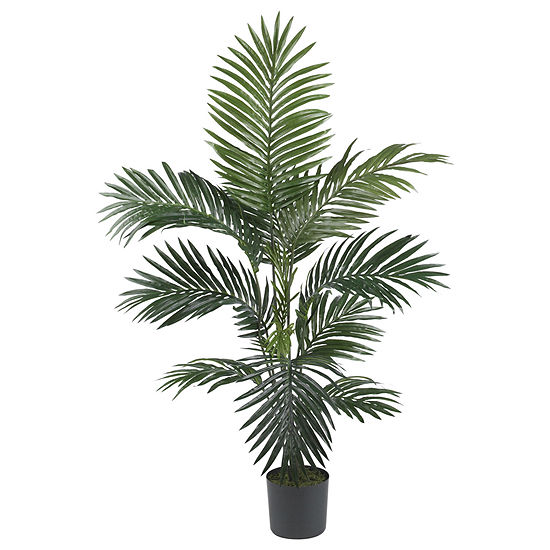 3a0a248672e Nearly Natural 4-ft. Kentia Palm Silk Tree - JCPenney