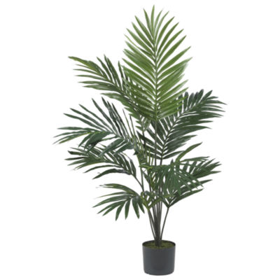 Nearly Natural 5-ft. Kentia Palm Silk Tree