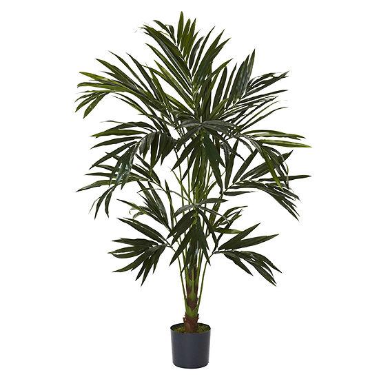 Nearly Natural Kentia Silk Tree
