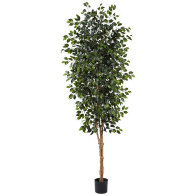 Nearly Natural 8-ft. Ficus Tree