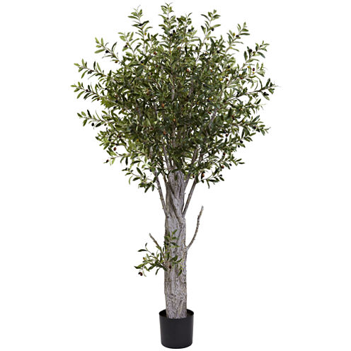 Nearly Natural 6-ft. Olive Tree