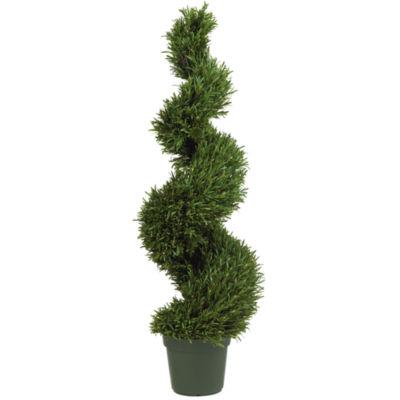 Nearly Natural Rosemary Spiral Silk Tree