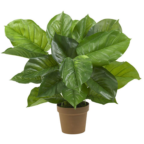 Nearly Natural Large-Leaf Real-Touch Philodendron Silk Plant