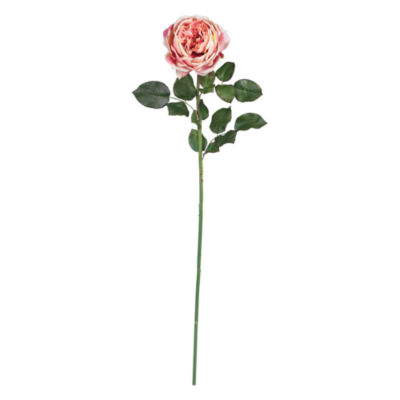 "Nearly Natural 31"" Large Rose Stems - Set of 12"