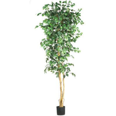 Nearly Natural 7-ft. Ficus Silk Tree