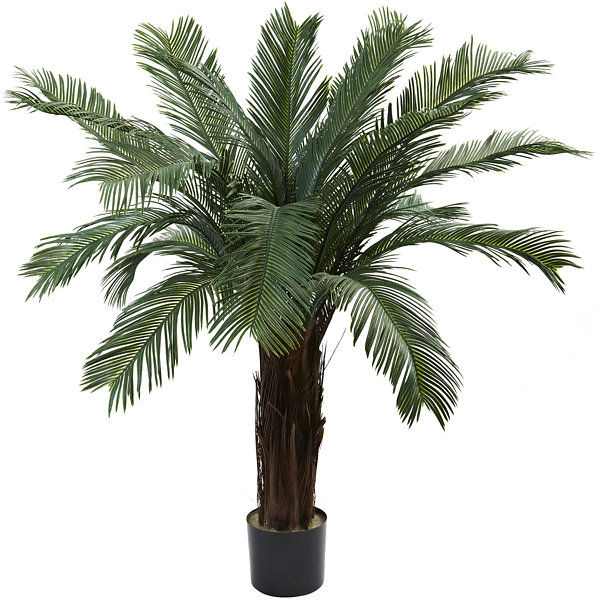Nearly Natural Cycas UV-Resistant Tree