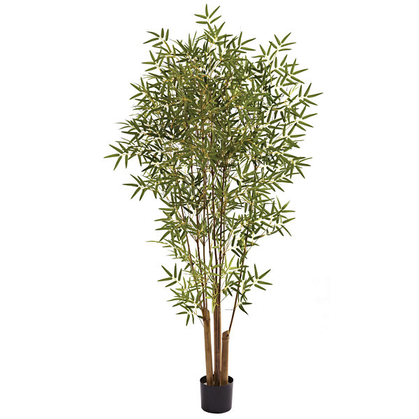 Nearly Natural 6-ft. Japanese Bamboo Tree