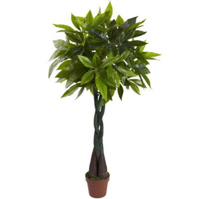 4' Money Plant Real Touch