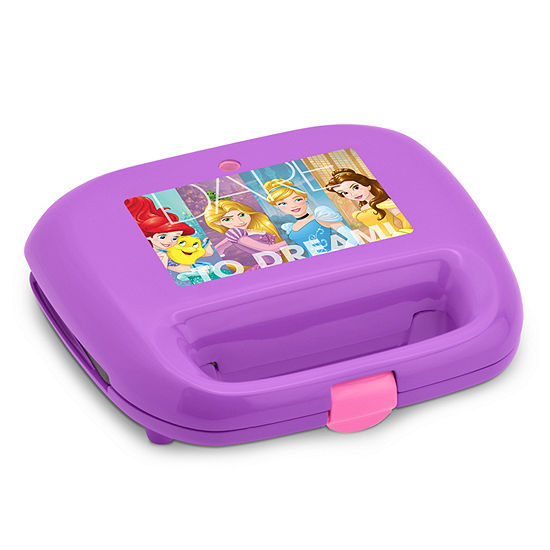 Disney Collection Princess Nonstick Waffle Maker