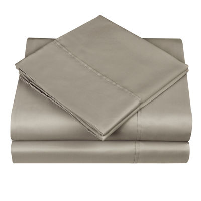 Cathay Home 300tc Rayon from Bamboo/Cotton Sheet Set