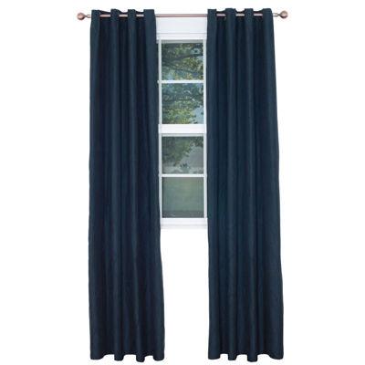 Cambridge Home Wavy 2-Pack Grommet-Top Curtain Panels