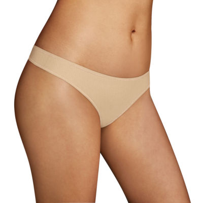 Maidenform Sport Microfiber Thong Panty Mspthg