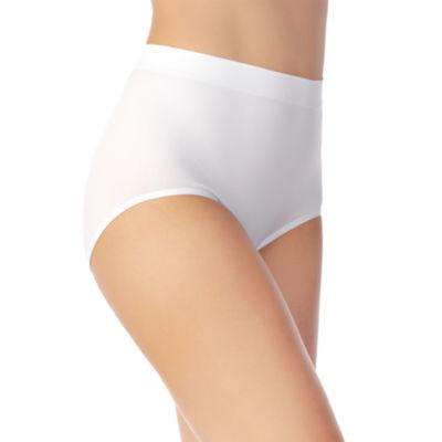 Vanity Fair Smoothing Comfort Seamless Brief Panties- 13264