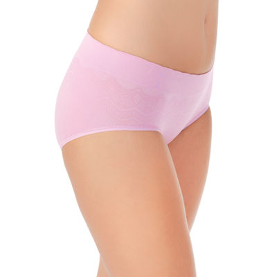 Vanity Fair No Pinch No Show Seamless Hip Brief Panties - 18170