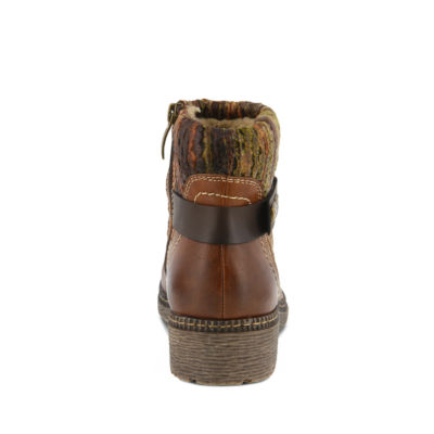 Spring Step Citrine Womens Bootie