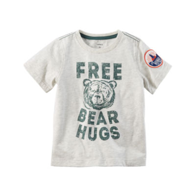 Carter's Graphic T-Shirt-Preschool Boys