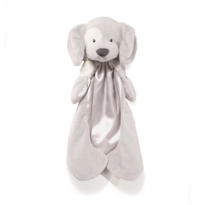 Gund Spunky Dog Huggybuddy Gray Stuffed Animal
