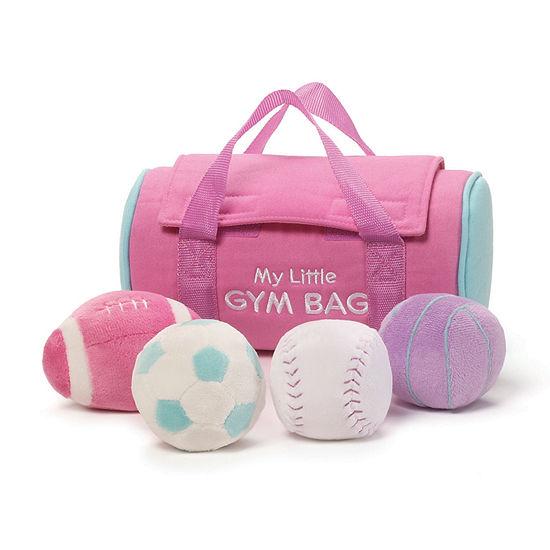 Gund My Little Gym Bag Playset