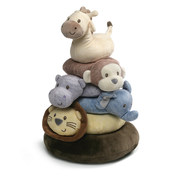 Gund Playful Pals Plush Stacker Plush Play Sets