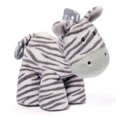 Gund Zeebs Zebra 10 Plush Stuffed Animal