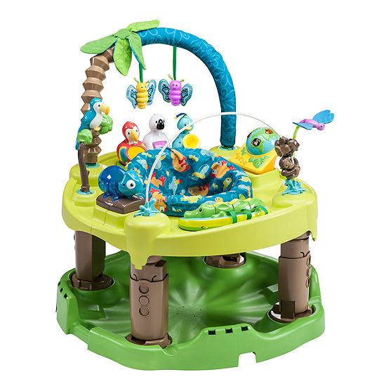 Evenflo Exersaucer Triple Fun Baby Activity Center