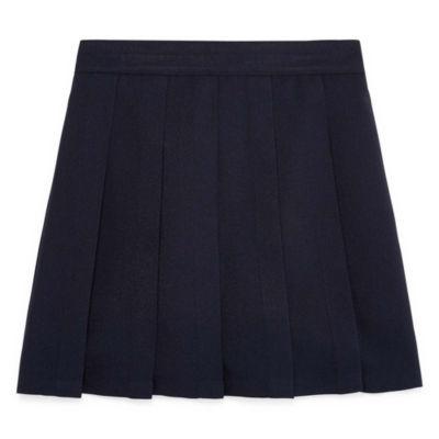 Izod Pleated Scooter Skirt Preschool 4-6x