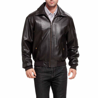 Air Force B 15 Leather Bomber Jacket Tall