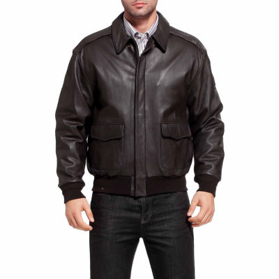 Air Force A 2 Leather Bomber Jacket Tall