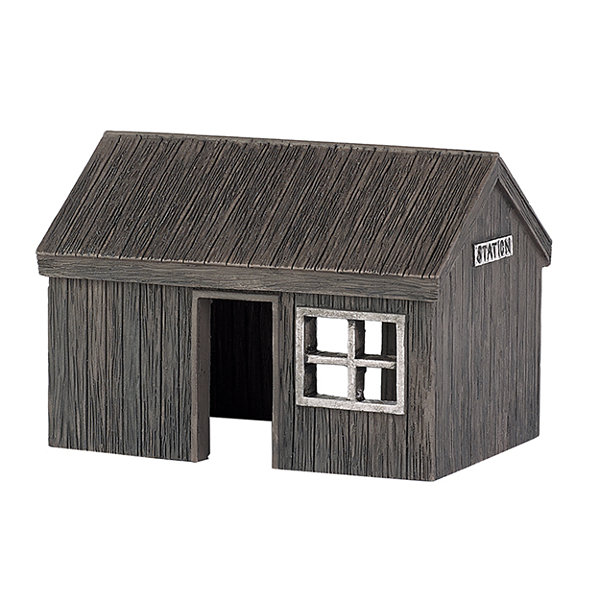 Bachmann Trains - Thomas and Friends Trackside Station Resin Building