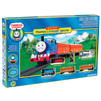 Bachmann Trains - Deluxe Thomas and Friends Special