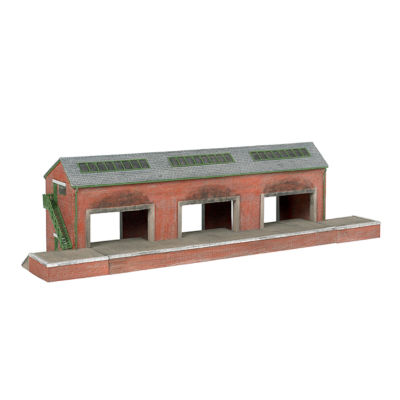 Bachmann Trains - Thomas and Friends Brendam Warehouse Resin Building