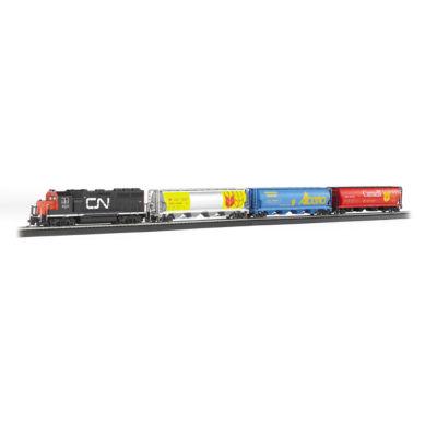 Bachmann Trains - Harvest Express Ready To Run Electric Train Set