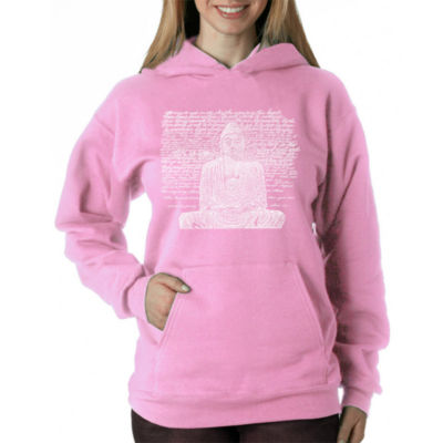 Los Angeles Pop Art Zen Buddha Sweatshirt