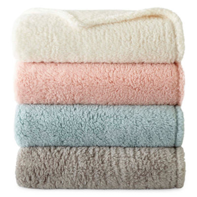 JCPenney Home Feathersoft Throw
