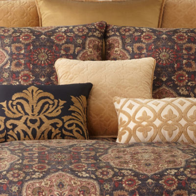 Royal Velvet Hayden 4-pc. Comforter Set
