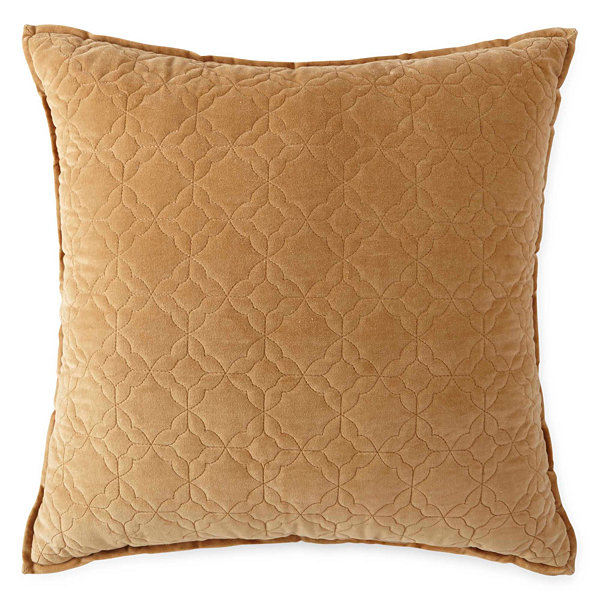 Royal Velvet Hayden Euro Pillow