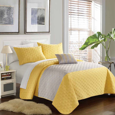 Chic Home Dominic 8-pc. Quilt Set