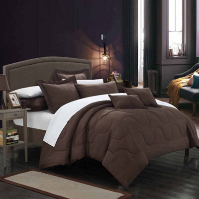 Chic Home Donna 11-pc. Midweight Comforter Set