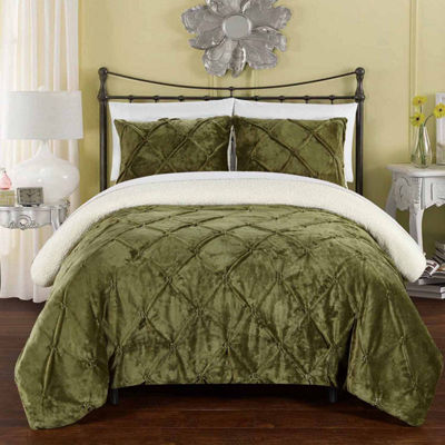Chic Home Josepha 7-pc. Midweight Comforter Set
