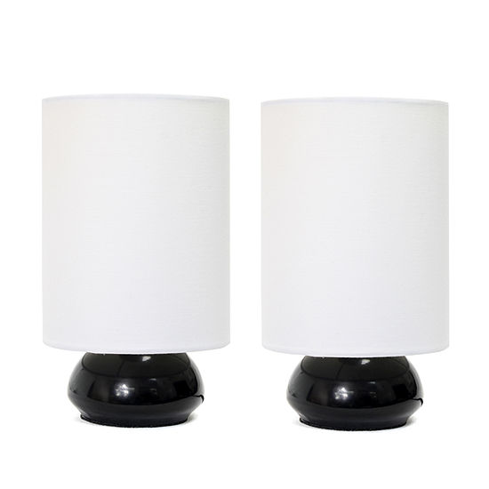 Simple Designs 2-pc. Lamp Set