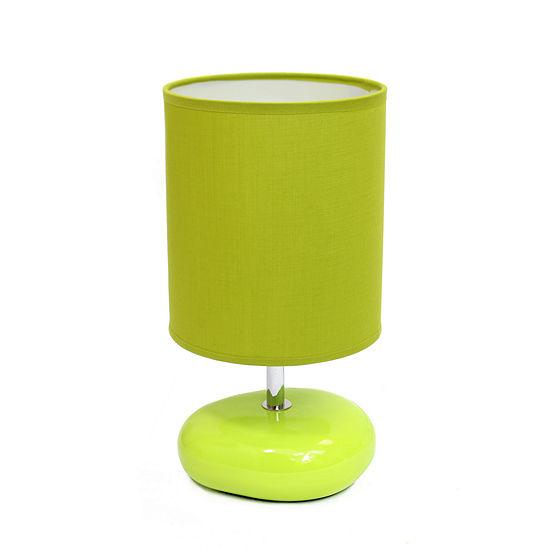 Simple Designs Ceramic Table Lamp