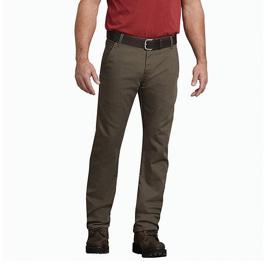 Dickies® FLEX Regular Fit Straight Leg Tough Max™ Duck Carpenter Pants